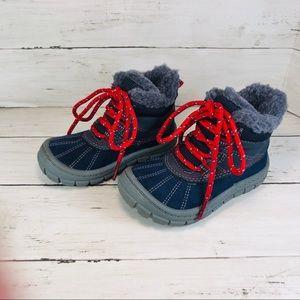 OshKosh B'Gosh Marley2 Boys Boots (Size Toddler 6)